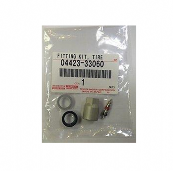 Genuine Toyota Lexus Tyre Pressure Sensor Monitor Fitting Kit 04423-33060, 0442333060